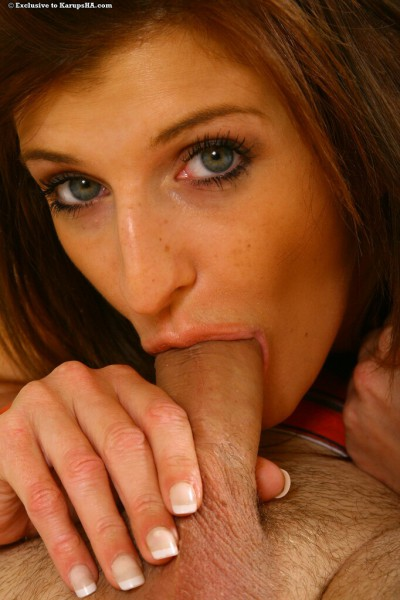 Italia Christie Blow Job